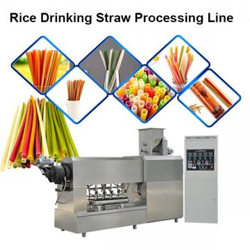 Biodegradable Plastic drinking straw extrusion machine