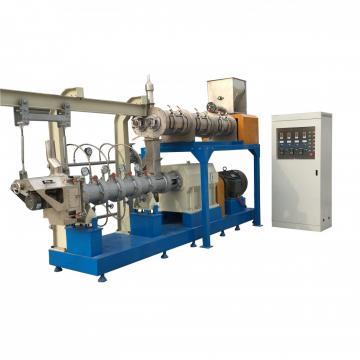 Pet Food Extruder Dog Cat Food Production Line Equipment