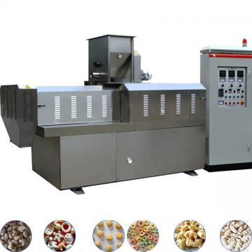 Automatic Fried Snacks Production Line Fried Noodles Snacks Machines