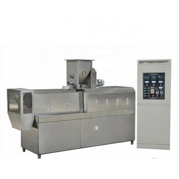 Wheat Flour Puffed Snack Foods Making Production Extruder Machine