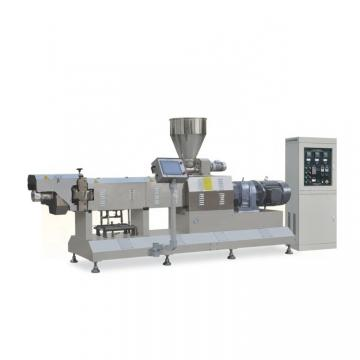 Twin Screw Extruded Snack Food Production Machine