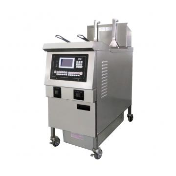 Commercial Two Tank Stainless Steel Gas Deep Fryer