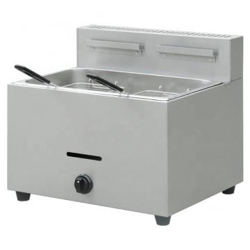 Commercial Chicken Pressure Fryer Broasted Chicken Machine Gas Pressure Fryer for Frozen Chicken Pfg800