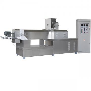 Automatic Corn Flakes Extruder Machine Processing Line