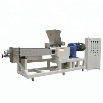 Automatic Corn Flakes Maker Breakfast Cereal Bulking Equipment Extruder Processing Line