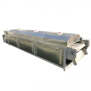 Jinan Himax Machinery Continuous Multiple Drying Zones Tunnel Multilayer Conveyor Mesh Belt Continuous Oven Belt Type Rotary Dryer