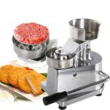 Commercial Hamburger Burger Patty Press Making Maker Machine